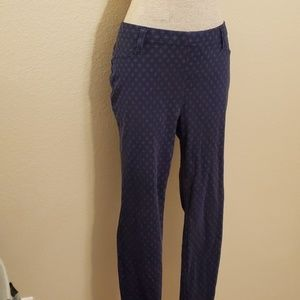 Faded glory jeggings purple sz 1x 16w